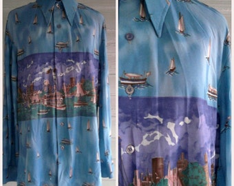 Clearance: Men's Vintage and VENICE Shirt