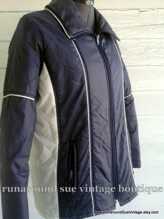 Vintage 1980s MARTY MCFLY Indie Sleeping Bag Jacket Unisex
