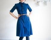 r e s e r v e d - 50s Vintage  Style  Day Dress- on hold for dani