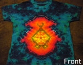 One Of A Kind Tie Dye T-Shirt Size Large