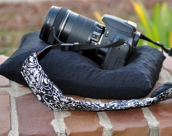 Bean Bag Camera Pod - Black