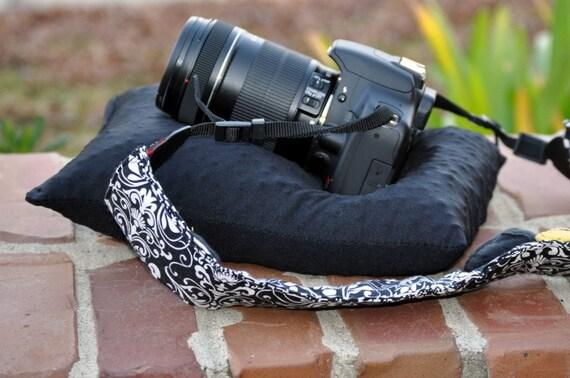 Bean Bag Camera Pod - Black