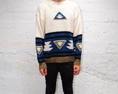 Apache Times ... Vintage Sweater