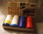 Poker Chips Baron Vintage