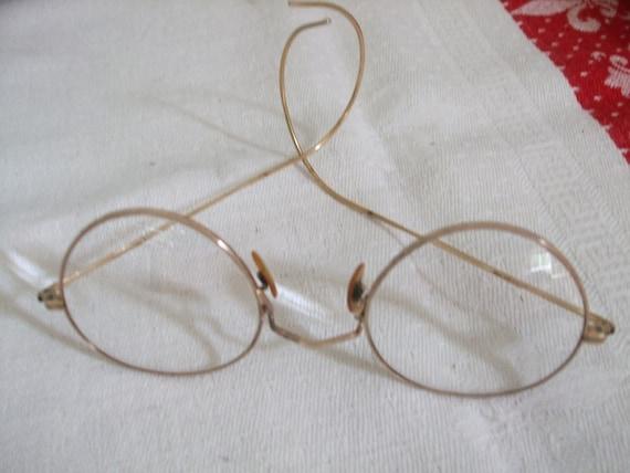 Wire Framed Eye Glasses Reserved for SCOTT