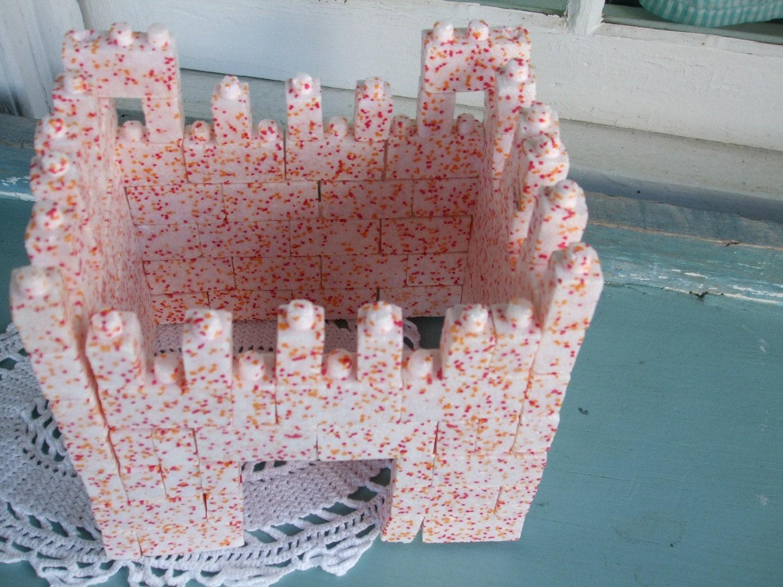 Styrofoam Building Blocks Build Your Own Castle