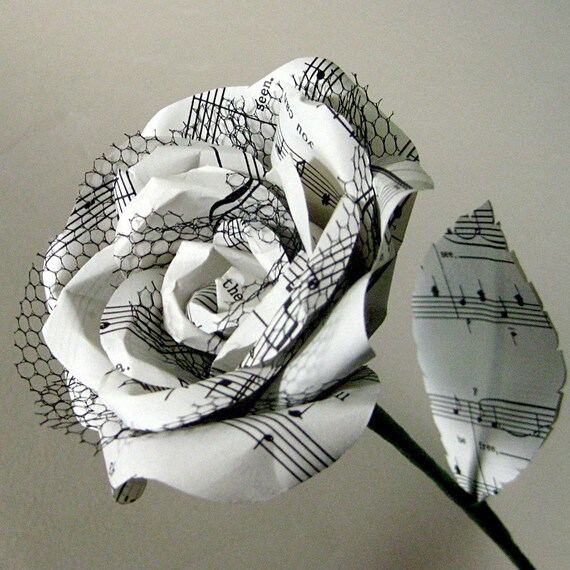 paper roses tutorial PDF ebook