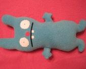 Plush Monster Doll
