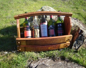 Wine Barrel All Purpose Baskets