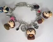 Last One - Supernatural Charm Bracelet