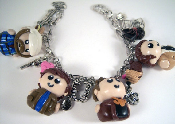 SALE - Supernatural Charm Bracelet