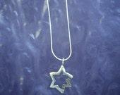 Abstract Star of David PE86