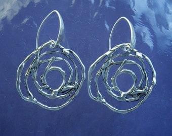 Web Earrings EE96