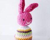 Crochet Easter Bunny Pattern - Instant Download