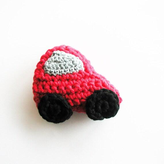 Crochet Car Pattern - Instant Download