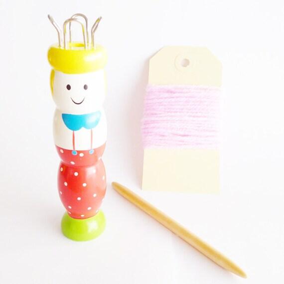 Knitting Doll Set