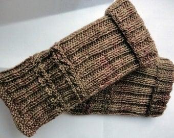 PDF Pattern - Knitting - Super Quick Wrist Warmers