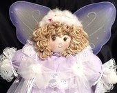 "Pink 26"" Angel Doll"