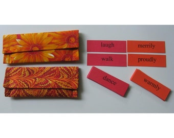 Montessori Logical Adverb Game Labels - File Download, Times New Roman Font