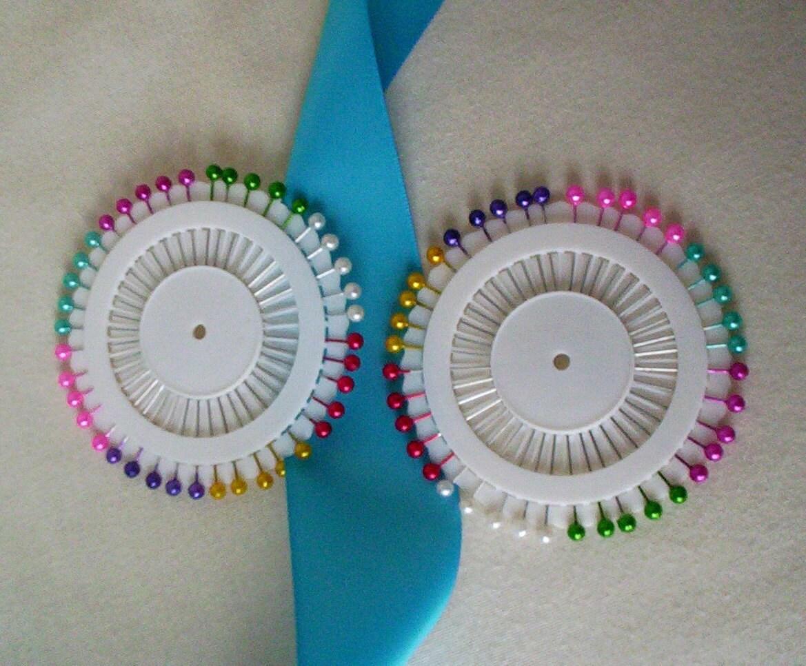 Diy bride wedding accessories 80 pearl pins do it yourself for Wedding craft supplies