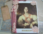 clearance sale - Altered Journal - Possibilities. Reg price 15.00
