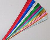 Confetti Foil Mix : Lucky Stars Paper Strips (100)