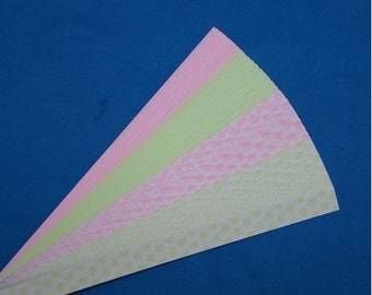 Glow In the Dark : Lucky Stars Paper Strips (90)