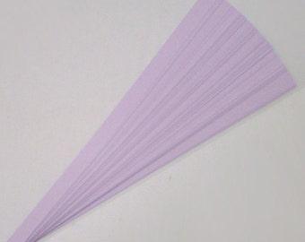 Lavender : Lucky Stars Paper Strips (100)