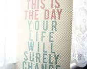 This is the Day Journal