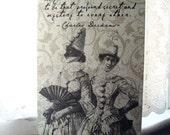 Charles Dickens Masked Ladies Journal
