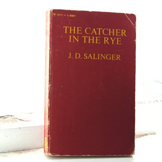 The Catcher in the Rye by J.D. Salinger - 1969 Edition