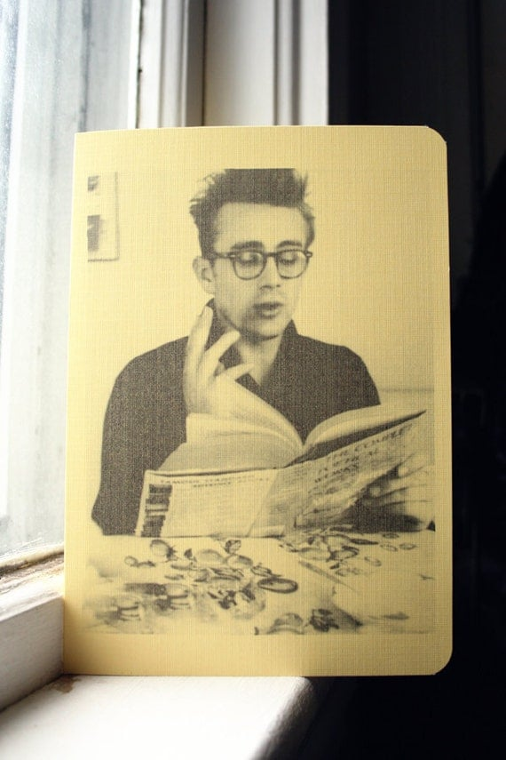 James Dean Reading Journal