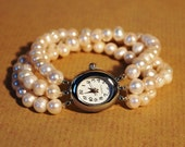Freshwater Pearl Bridal Watch