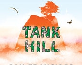"""Tank Hill  poster 11x14"""""""