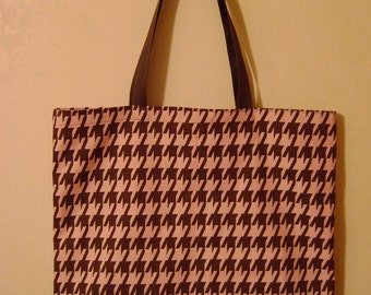Trendy Large Canvas Tote Bag - Many Uses