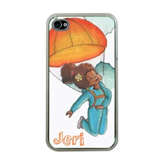 iSweet - Chuting Star Personalized iPhone 4 / 4s Case