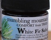 White Fir Skin Salve