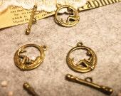 Bracelet must-have-mermaid toggles-5 pairs