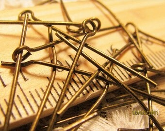 Promotion season-handmade must-have eye pins-300 pcs