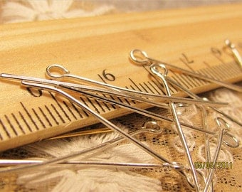 150 pcs jewelry handmade must-have eye pins