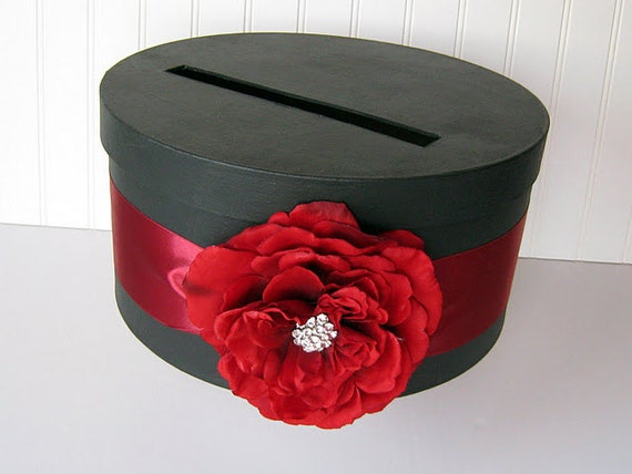Wedding Card Box Supplies - Make your own gift card holder box