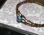 Bronze of rapture -Bioshock inspired bracelet-