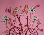 Petal Power Organic Tshirt for Kids