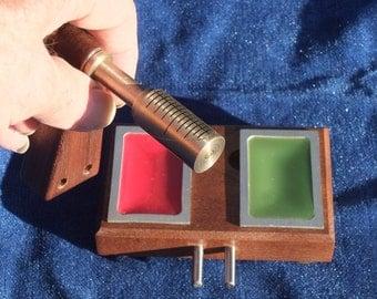 Unique Handmade Wax Ring Mandrel