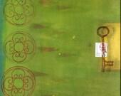 The Key, La Chiave Monoprint