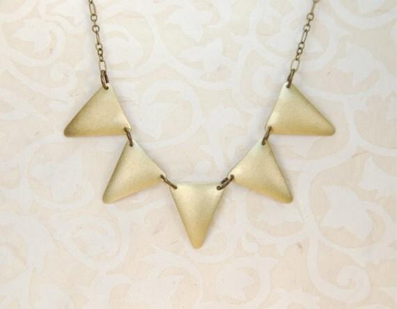 Custom Listing for MacKenzie: Small Triangle Modern