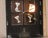 Cocktail clock