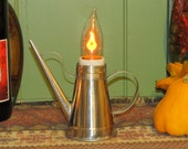 Small Watering Can Kitchen Series Lamp