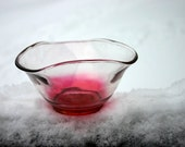 Pink, Valentines Day,  White, Bowl, Candy Dish, Christmas, Winter
