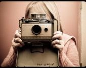 1960's Vintage Polaroid Land Camera Automatic 103